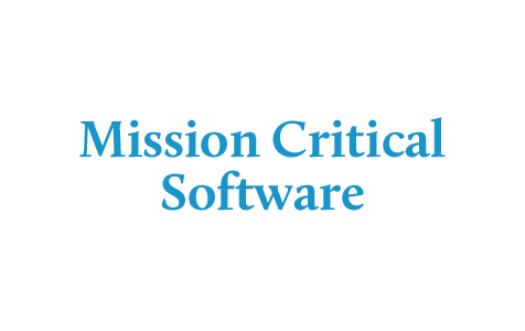 Mission Critical Software