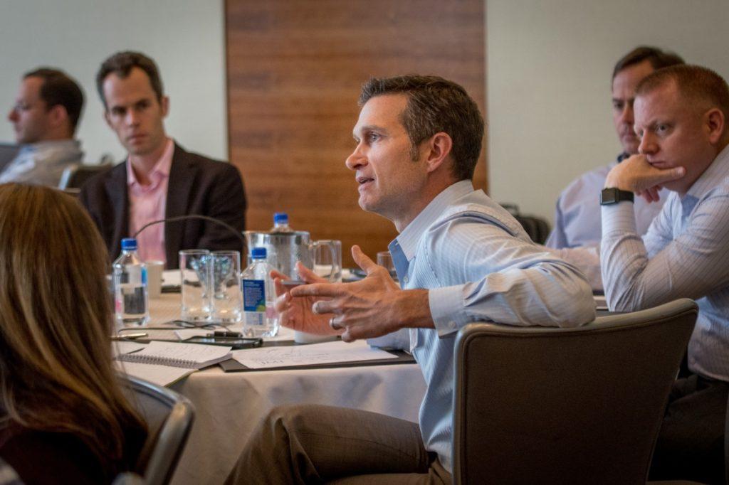 CFO roundtables 2